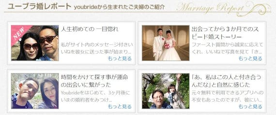 youbride レポート