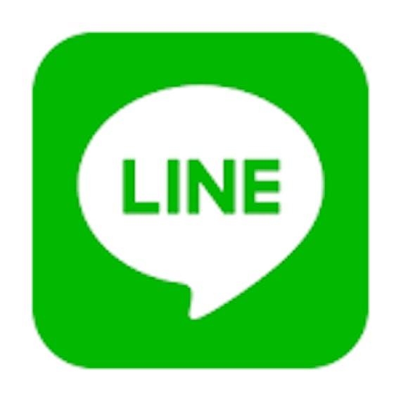LINEアプリのアイコン