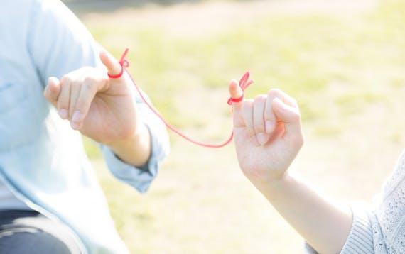 赤い糸 フリー